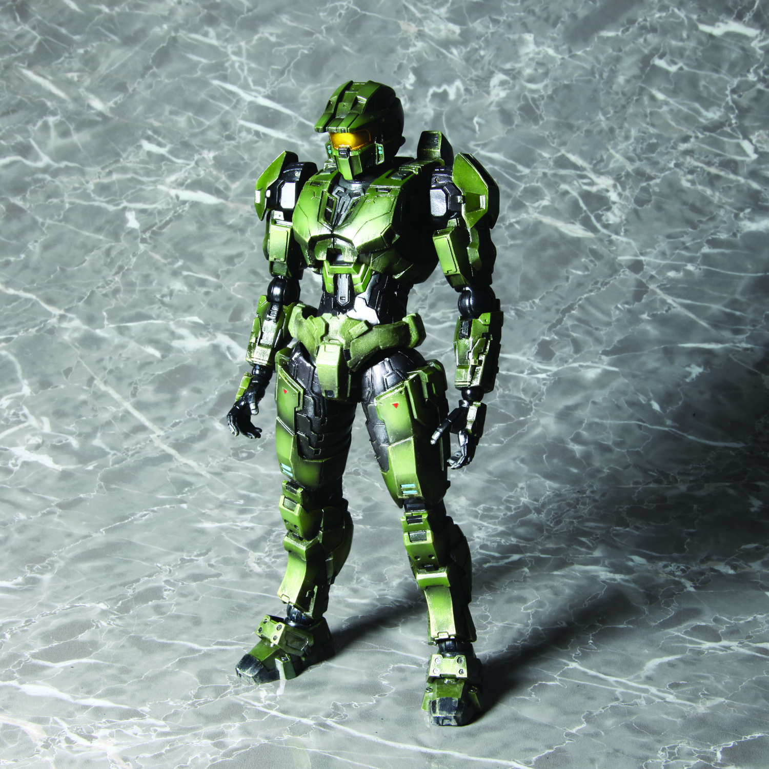 HALO PLAY ARTS KAI MASTER CHIEF AF