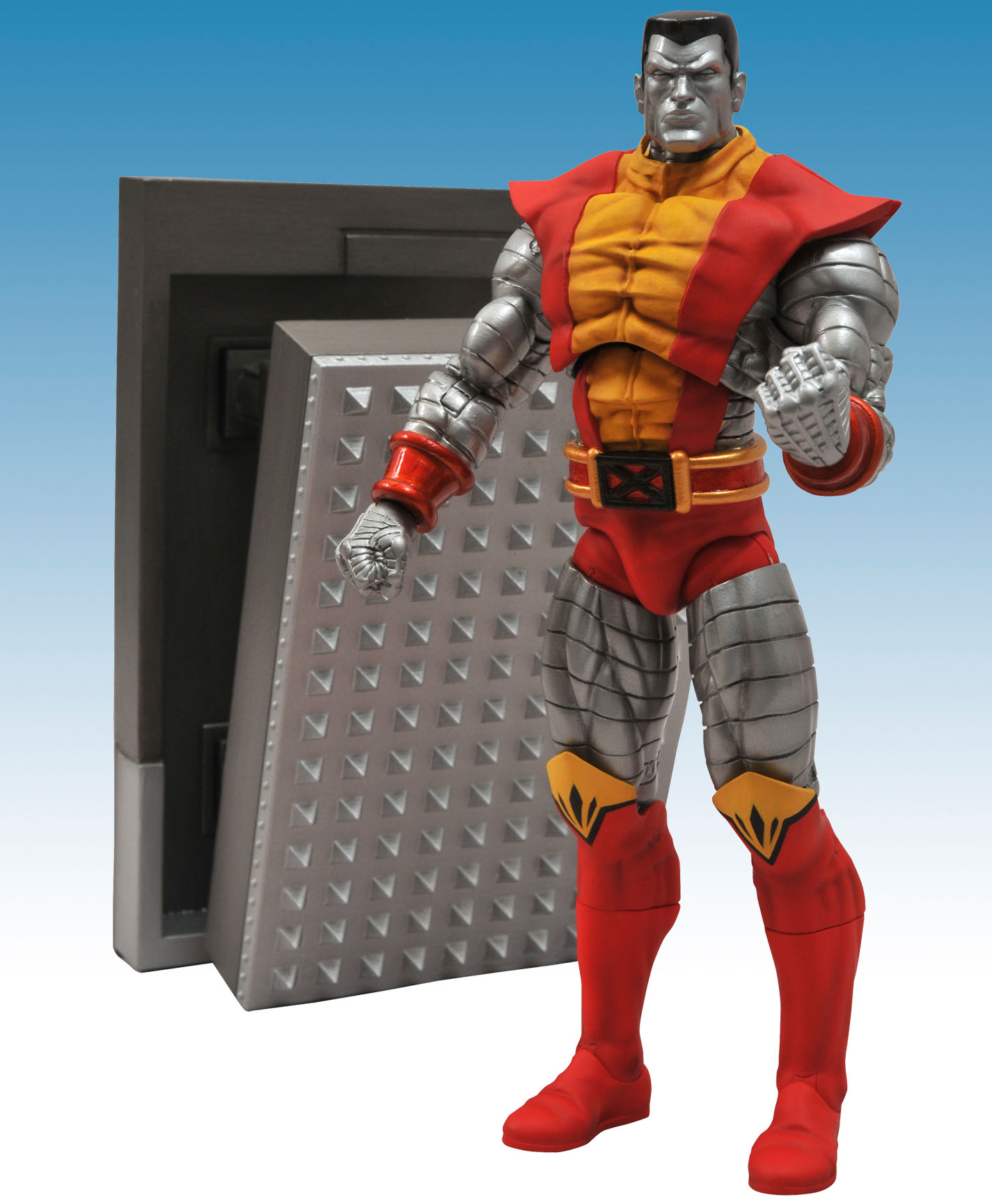 MARVEL SELECT COLOSSUS AF CS