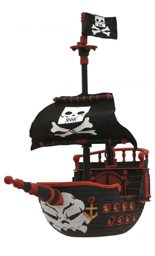 MINIMATES VEHICLE SERIES 3 PIRATE SHIP CS