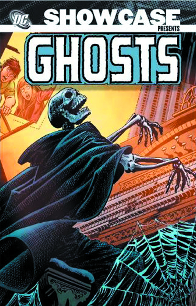 SHOWCASE PRESENTS GHOSTS TP VOL 01