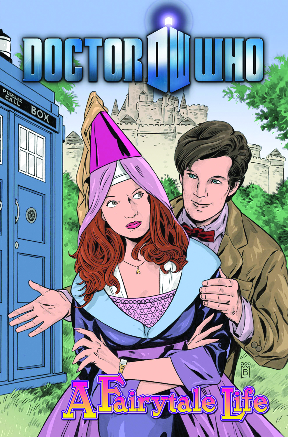 DOCTOR WHO FAIRYTALE LIFE TP