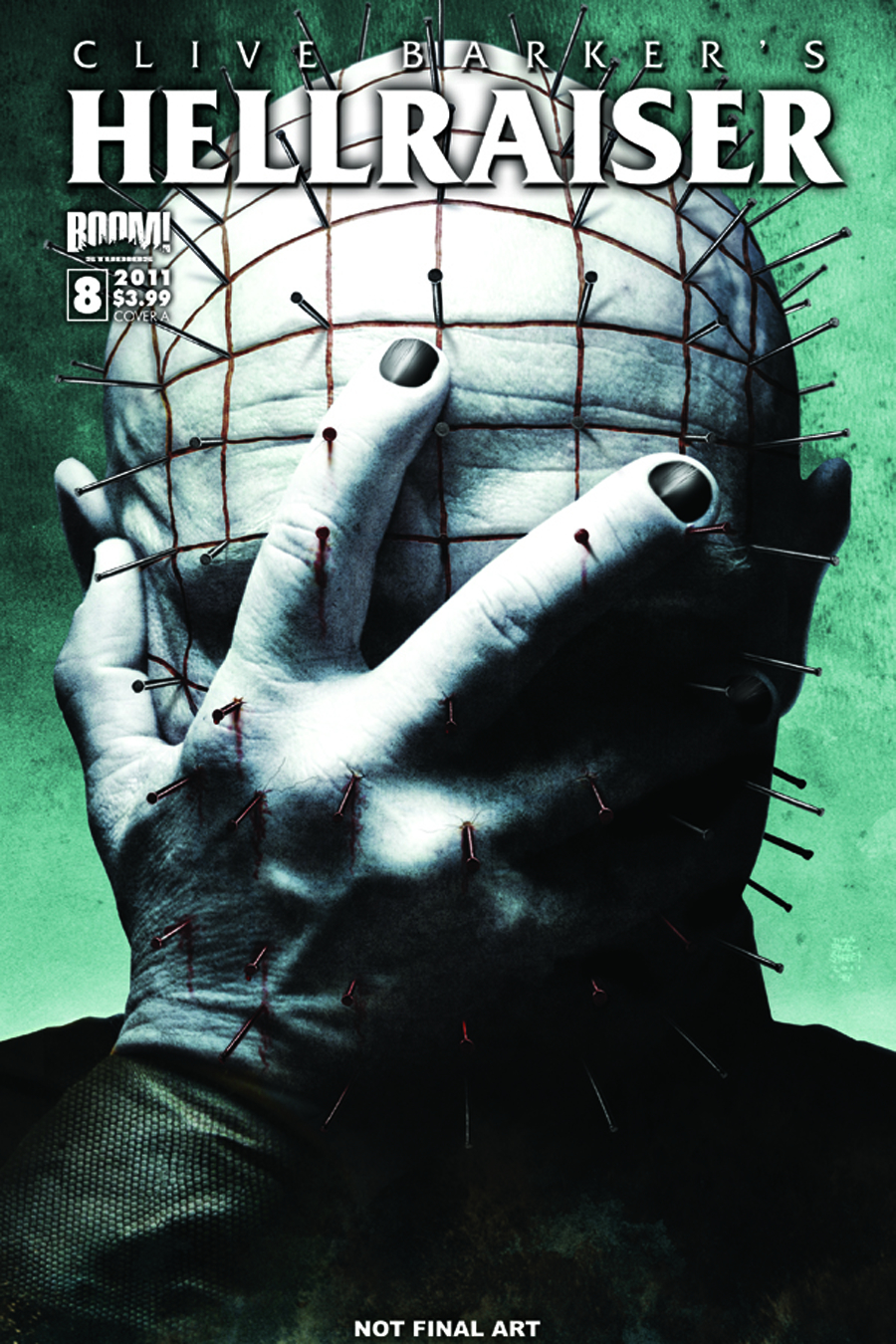 HELLRAISER #8 (MR)