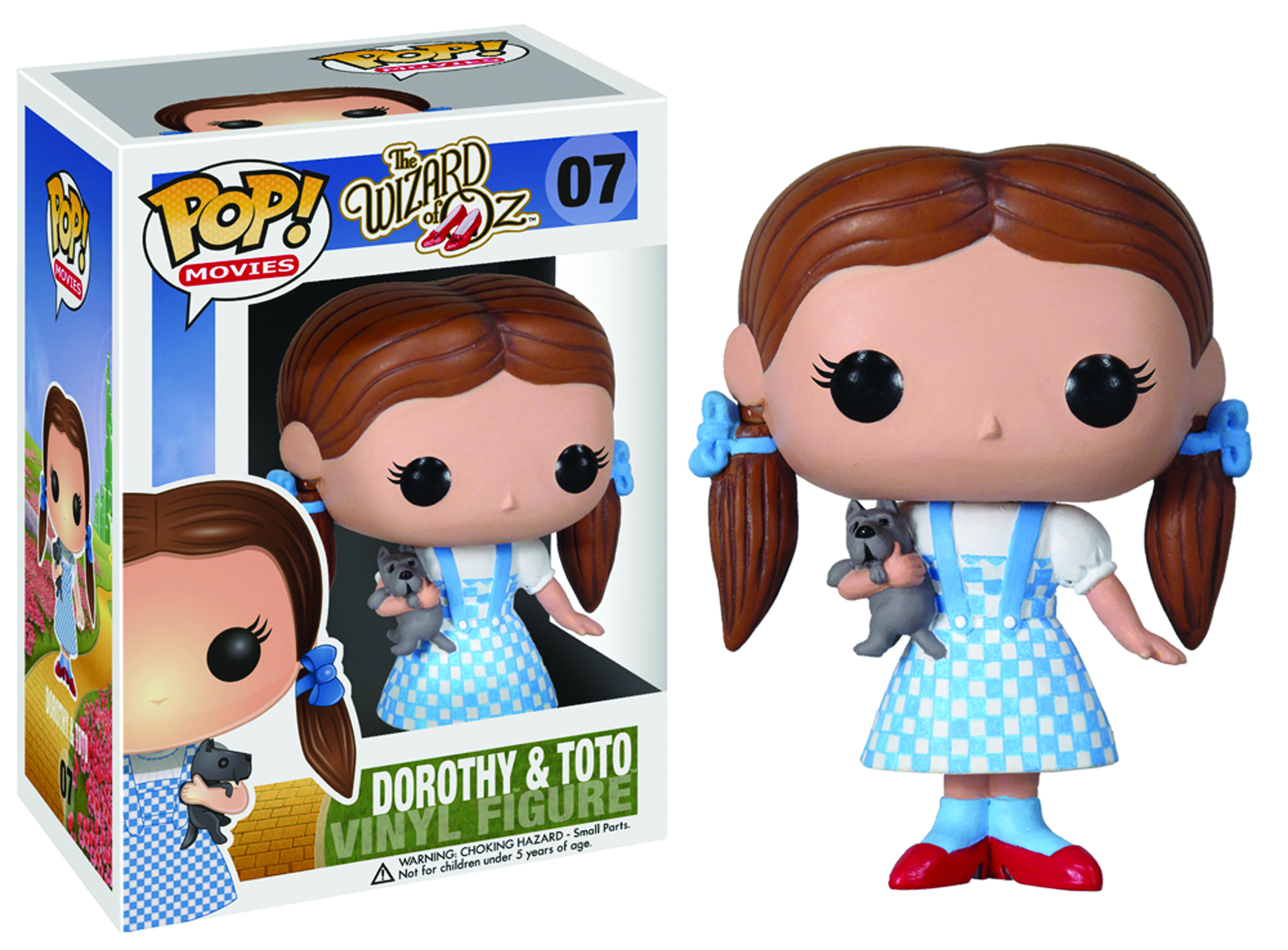 POP WIZARD OF OZ DOROTHY VINYL FIG