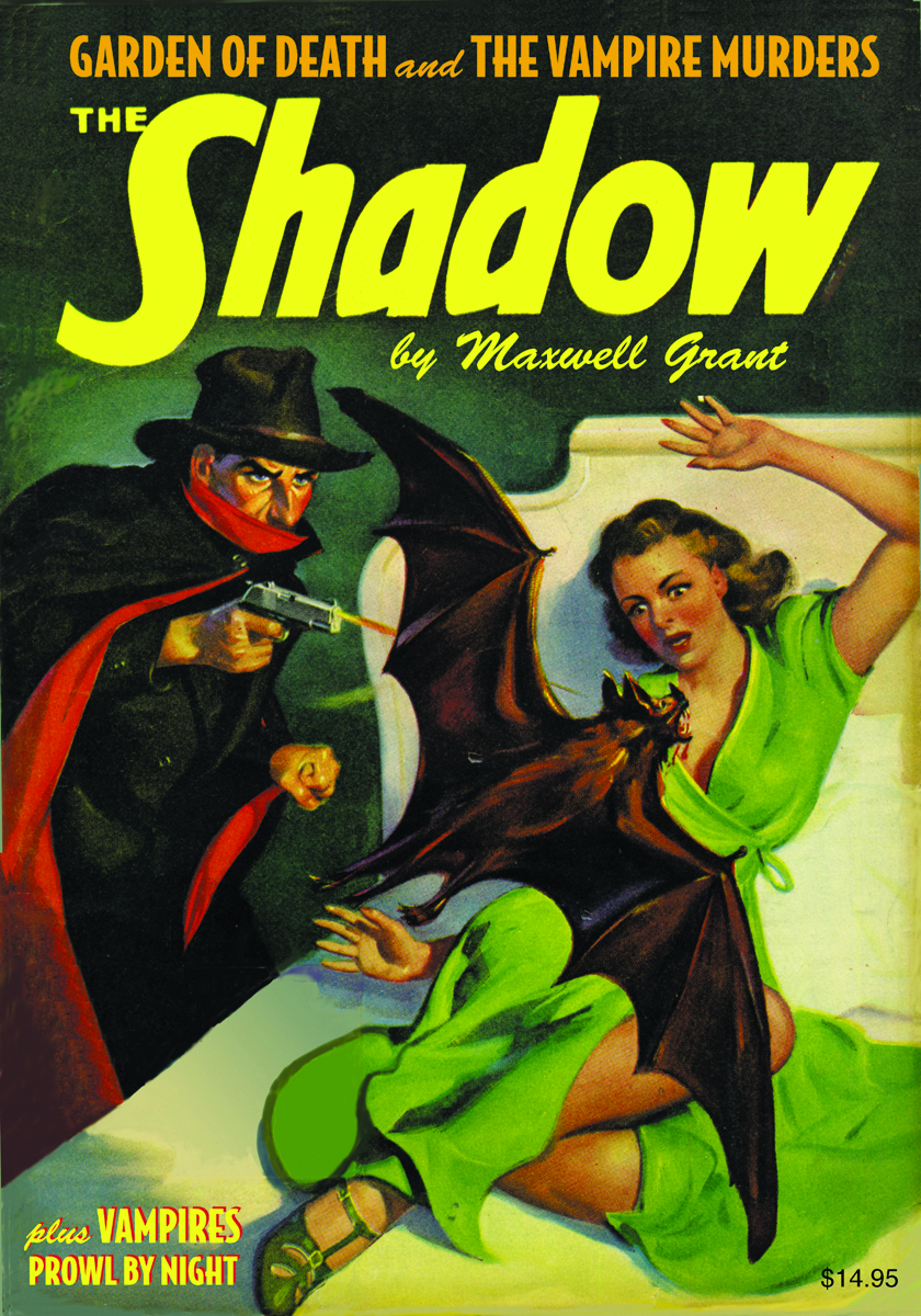 SHADOW DOUBLE NOVEL #53