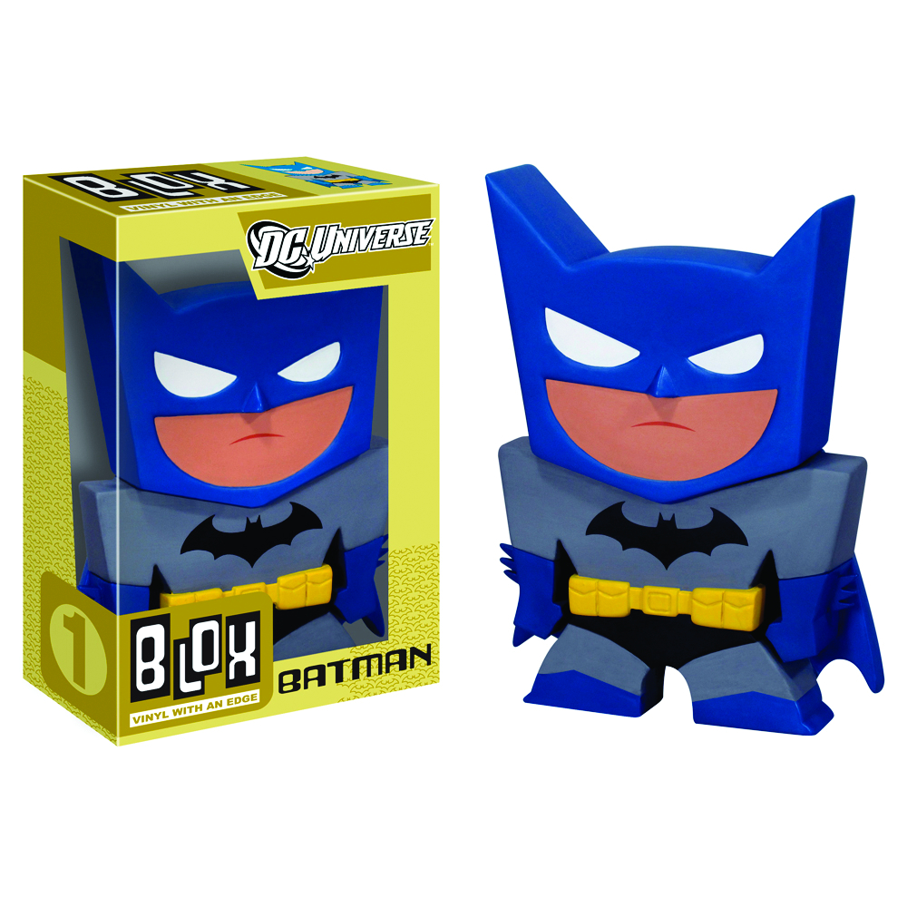 BLOX BATMAN VINYL FIGURE