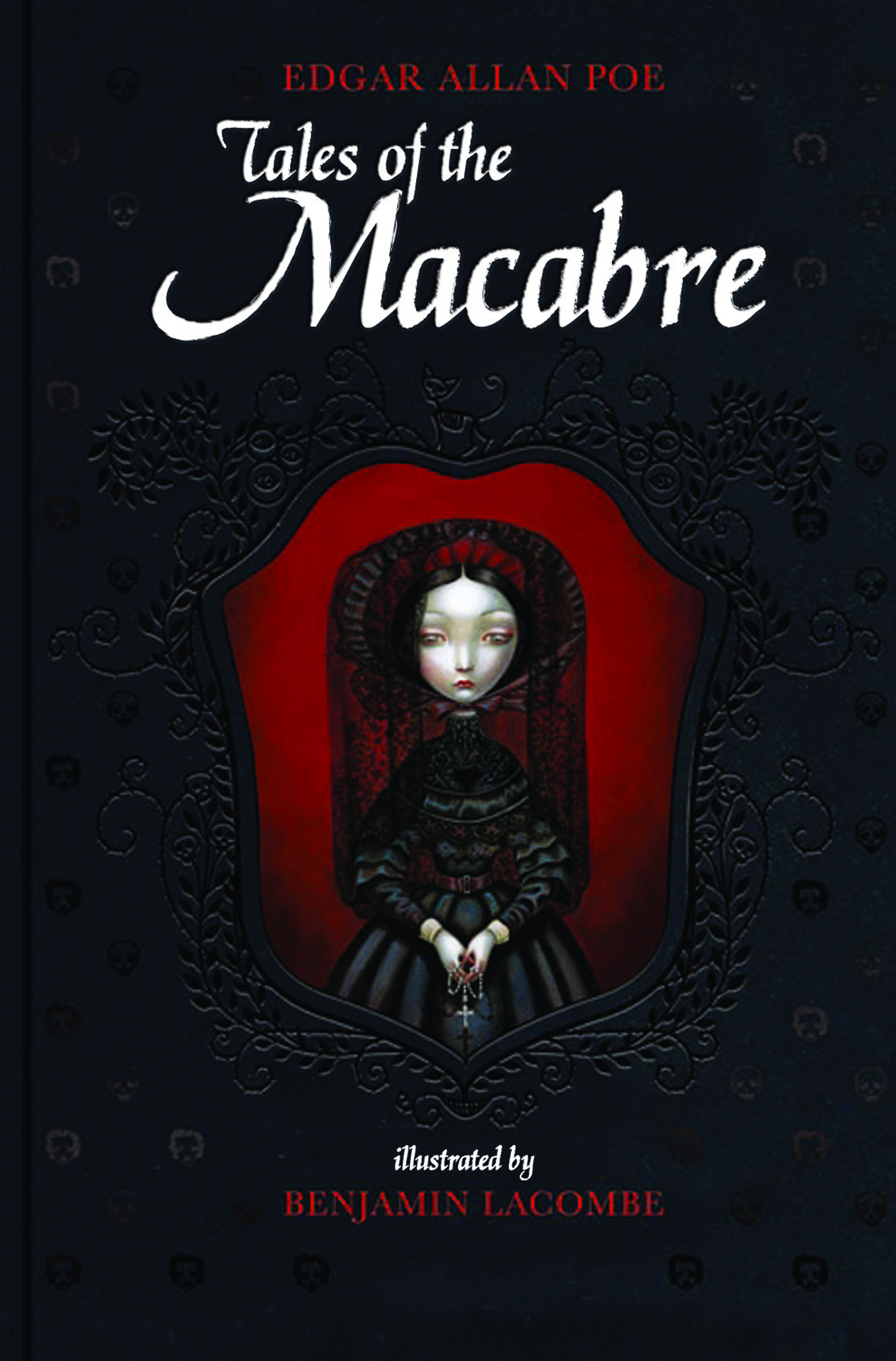 (USE DEC138352) TALES OF MACABRE GN