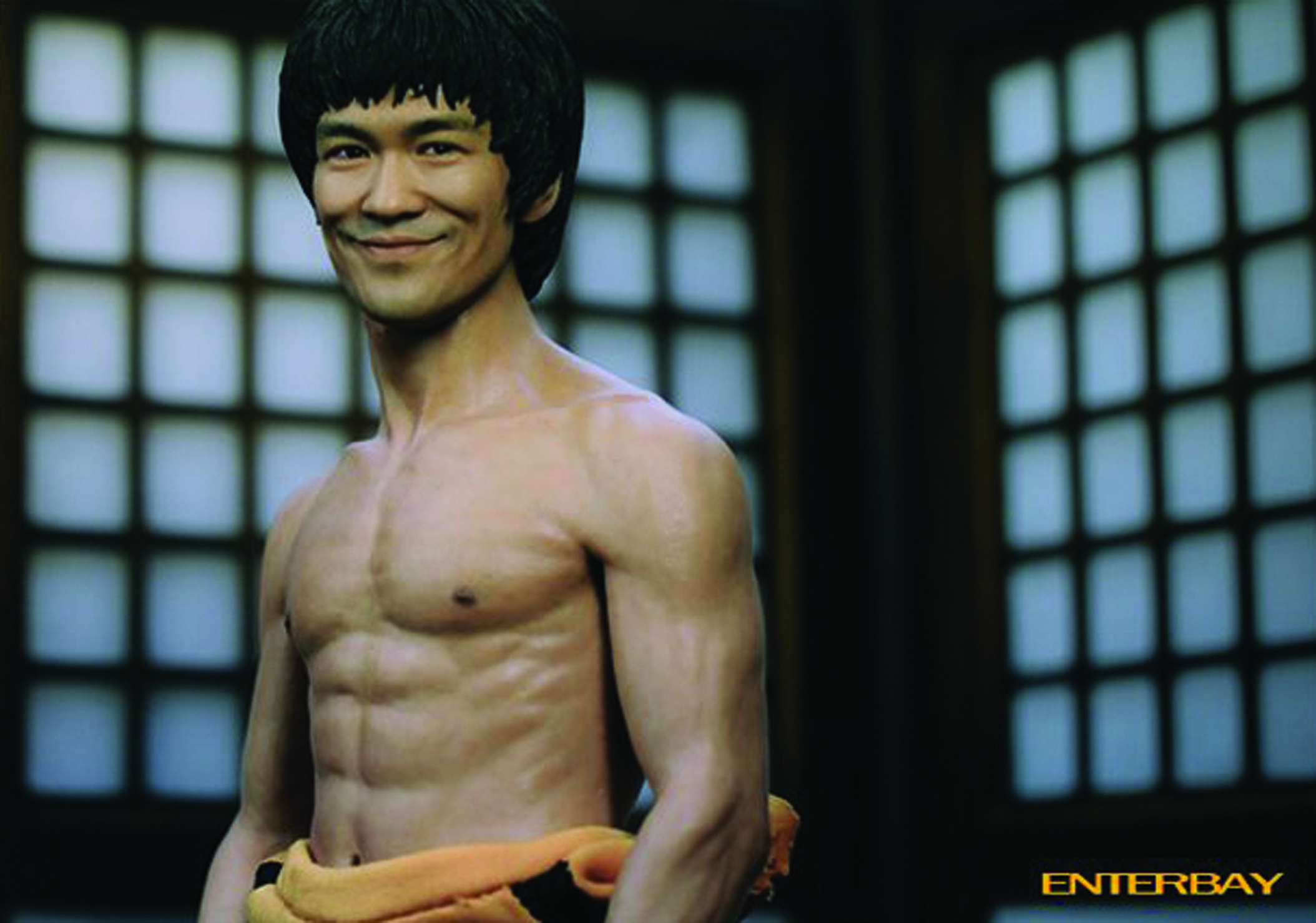 GAME OF DEATH BRUCE LEE REAL MASTERPIECE