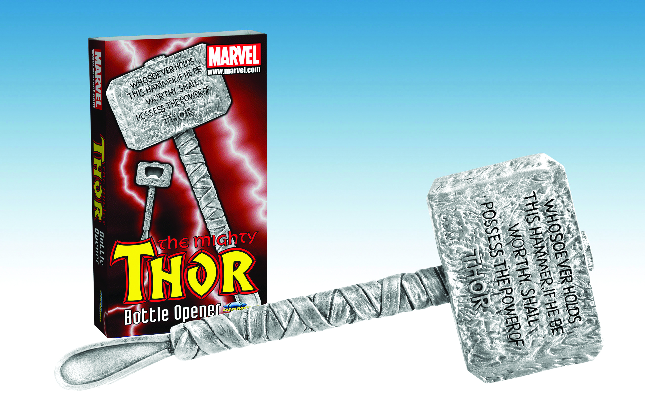 MARVEL THOR BOTTLE OPENER
