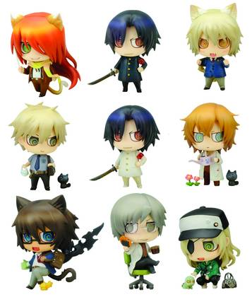 TOGAINU NO CHI LAMENTO 2ND PER ONE COIN 10PC BMB DS