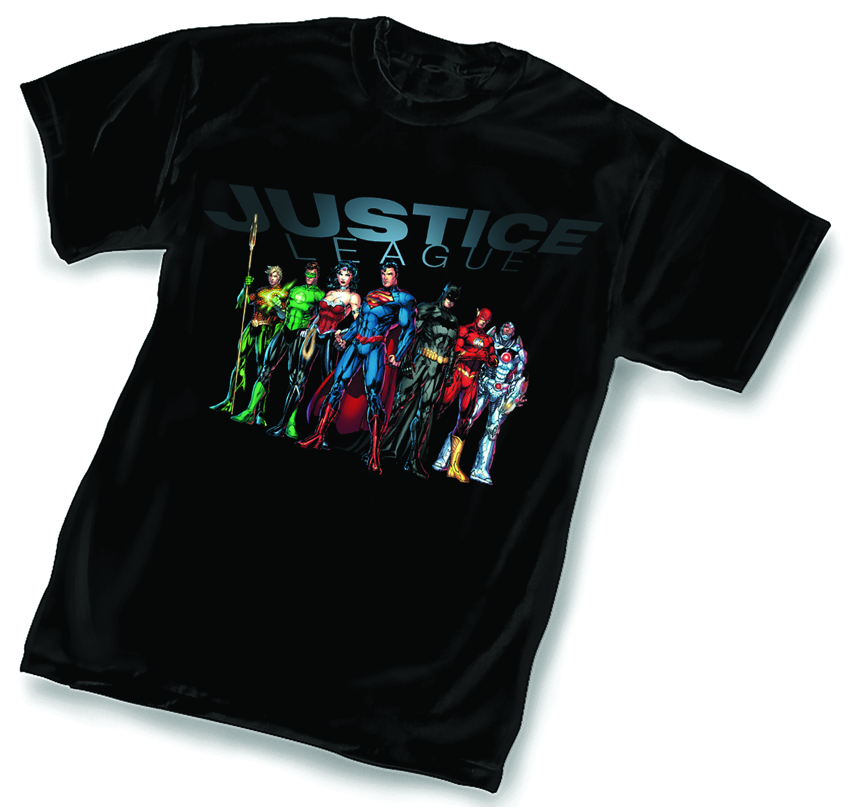 JUSTICE LEAGUE BY LEE T/S XL