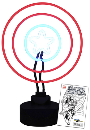 MARVEL CAPTAIN AMERICA NEON SIGN