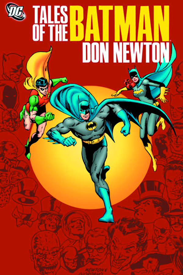 TALES OF THE BATMAN DON NEWTON HC VOL 01