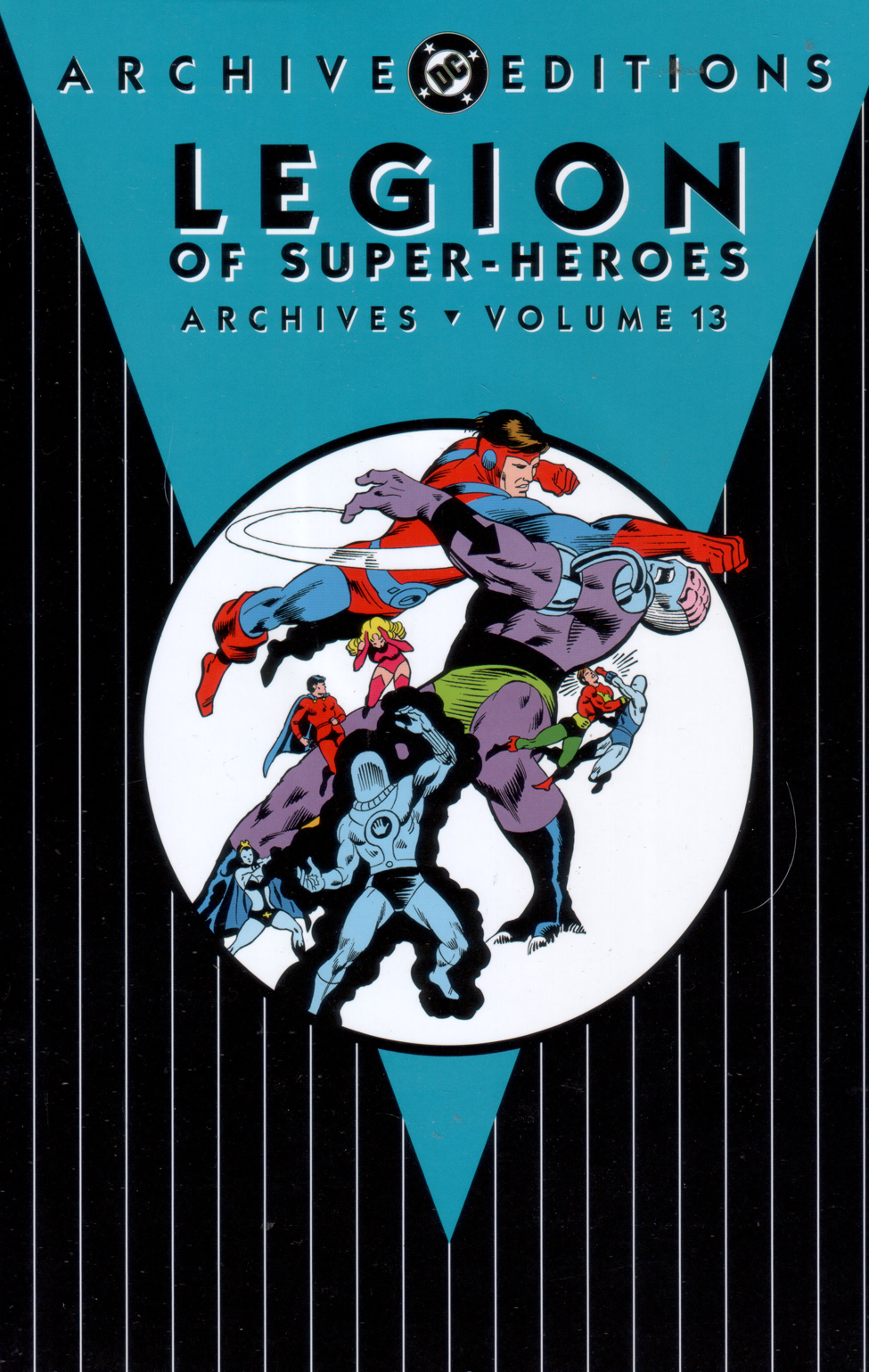 LEGION OF SUPER HEROES ARCHIVES HC VOL 13
