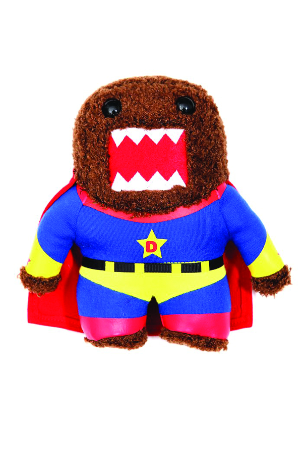 DOMO SUPERHERO 6-1/2 IN PLUSH