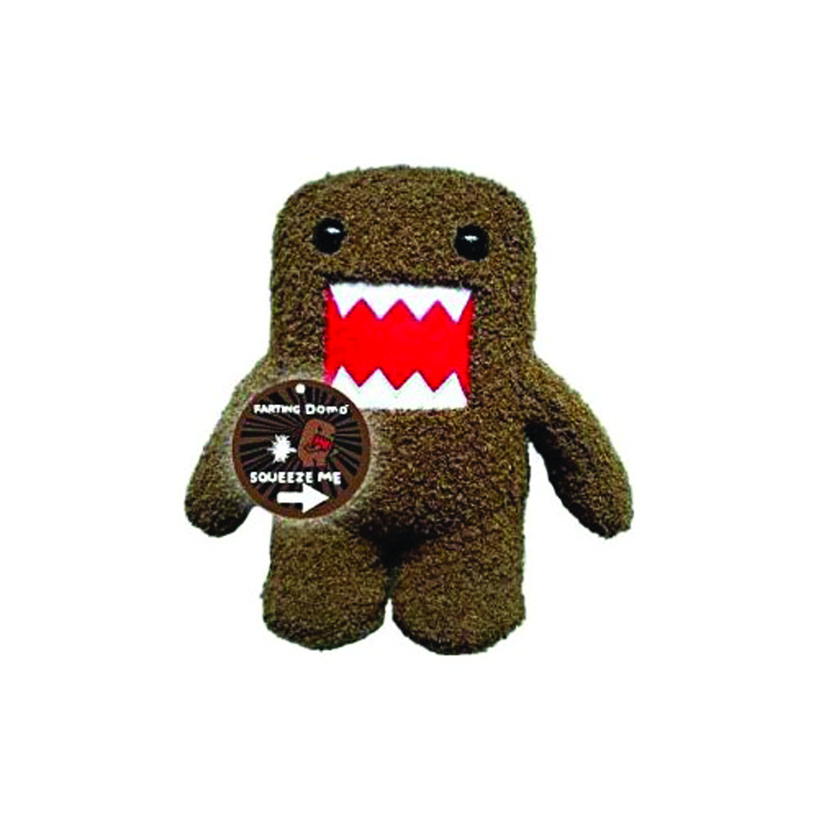 DOMO FARTING 6-1/2 IN PLUSH