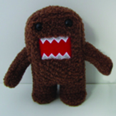 sep111638 domo braces 6 1 2 in plush previews world