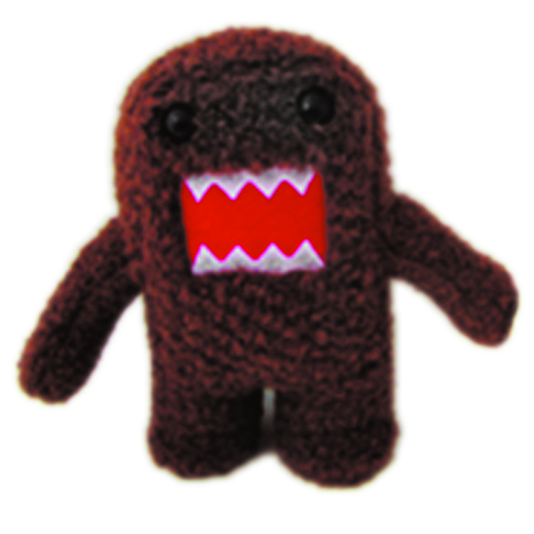 DOMO BRACES 6-1/2 IN PLUSH