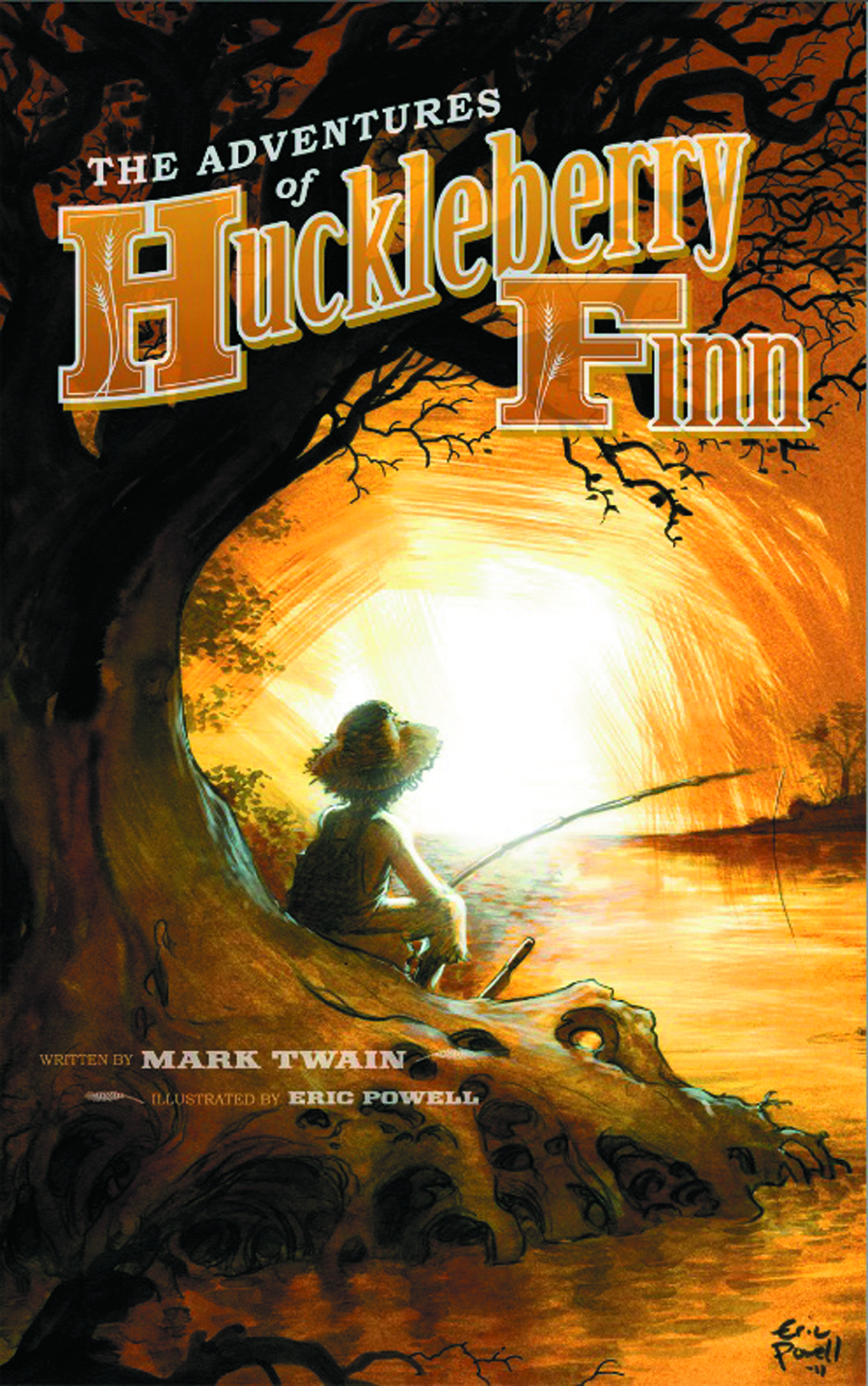 a world of racism and bigotry in the novel the adventures of huckleberry finn by mark twain