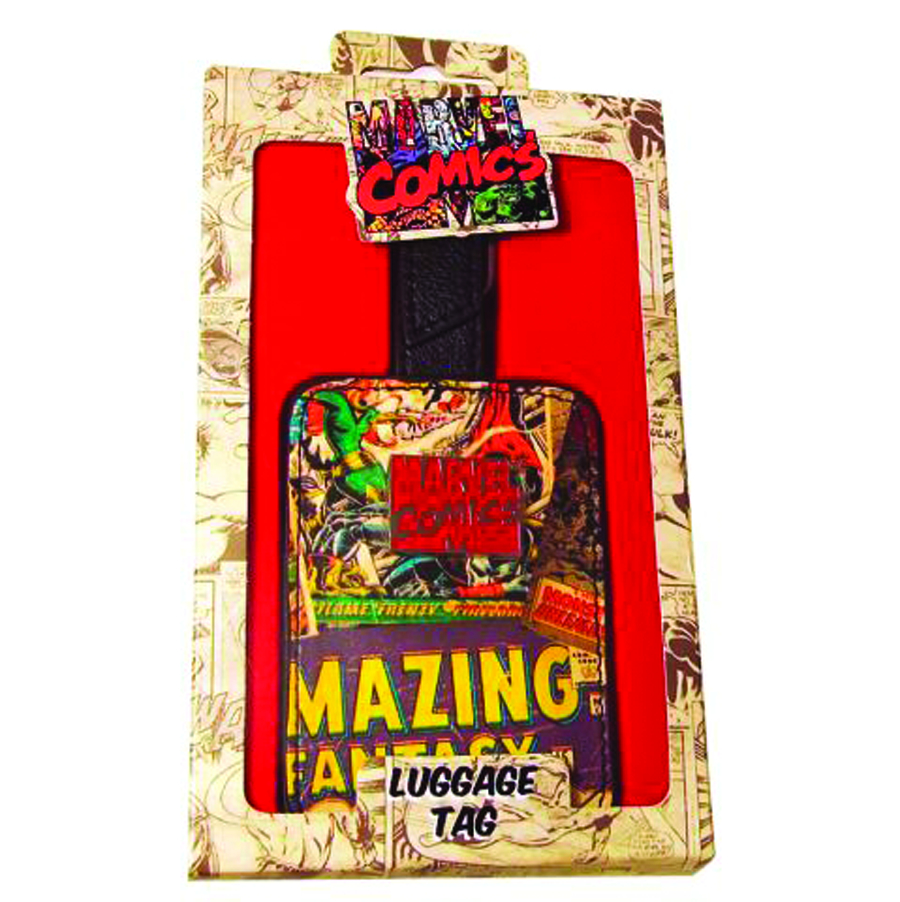 MARVEL ID LUGGAGE TAG