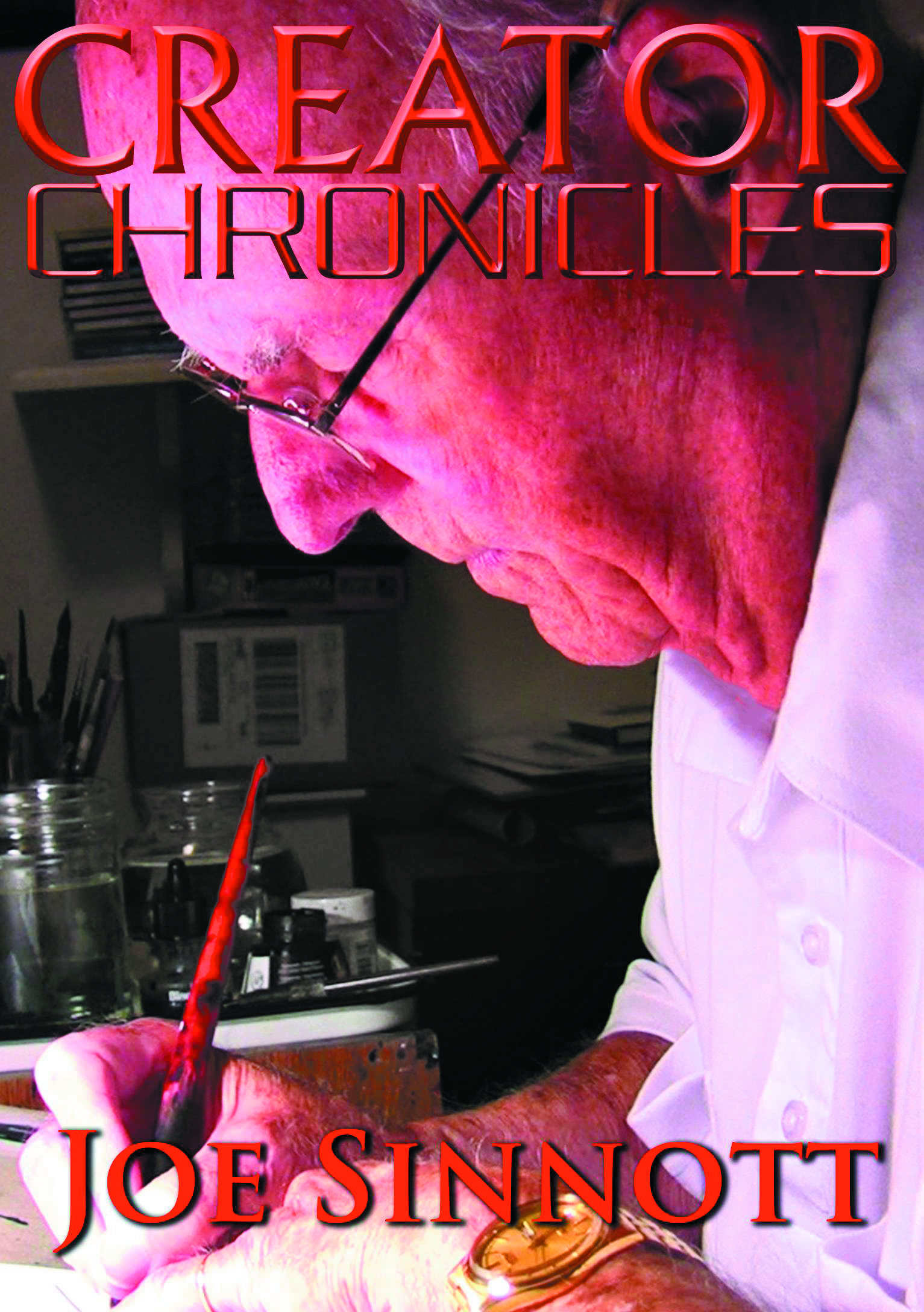 CREATOR CHRONICLES PIONEERS JOE SINNOTT DVD