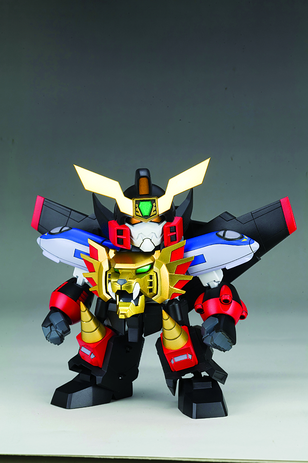 KING OF BRAVES GAO GAI GAR D-STYLE MDL KIT
