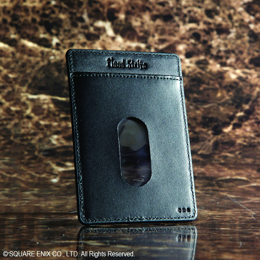 FFAC CLOUD LEATHER CARD CASE