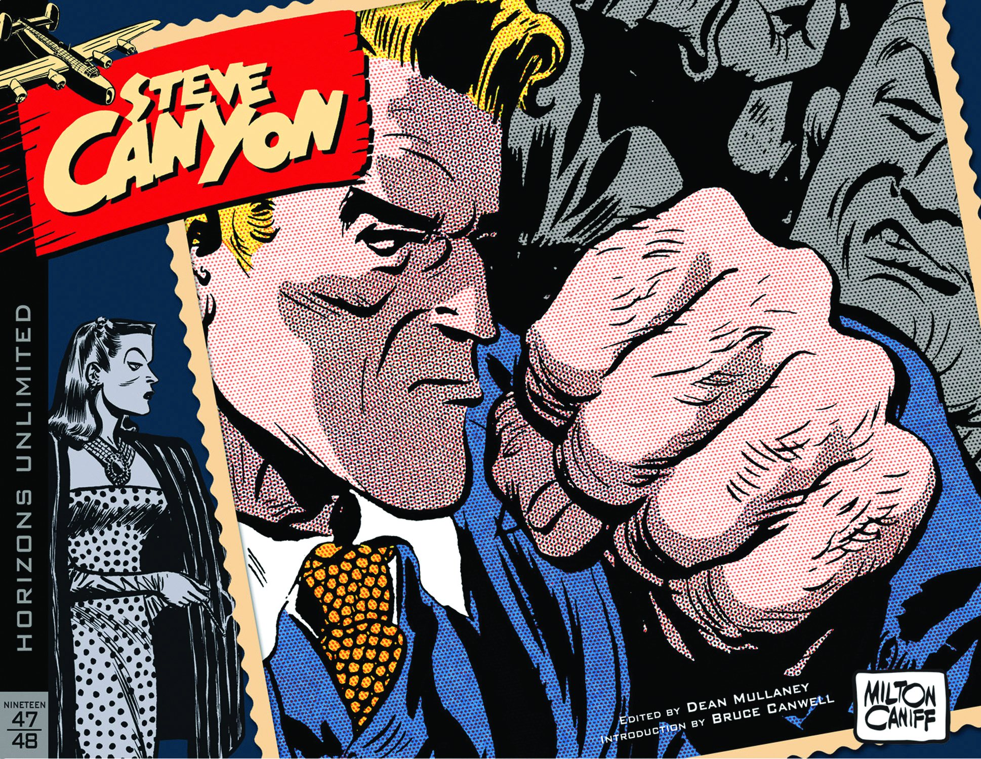 STEVE CANYON HC VOL 01 1947-1948