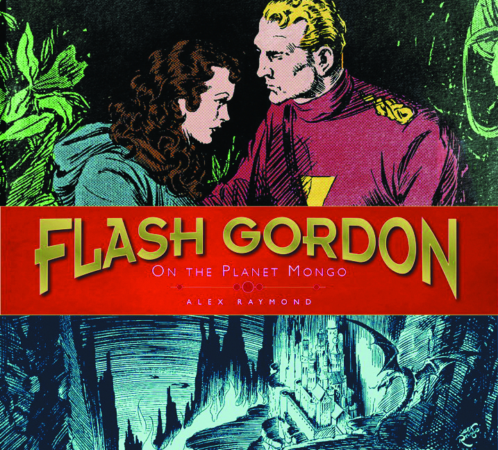 COMP FLASH GORDON LIBRARY HC VOL 01 ON PLANET MONGO