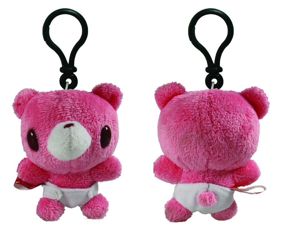 BABY GLOOMY PLUSH CLIP-ON PINK VER