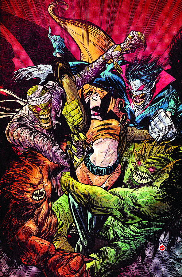 LEGION OF MONSTERS #3 (OF 4)