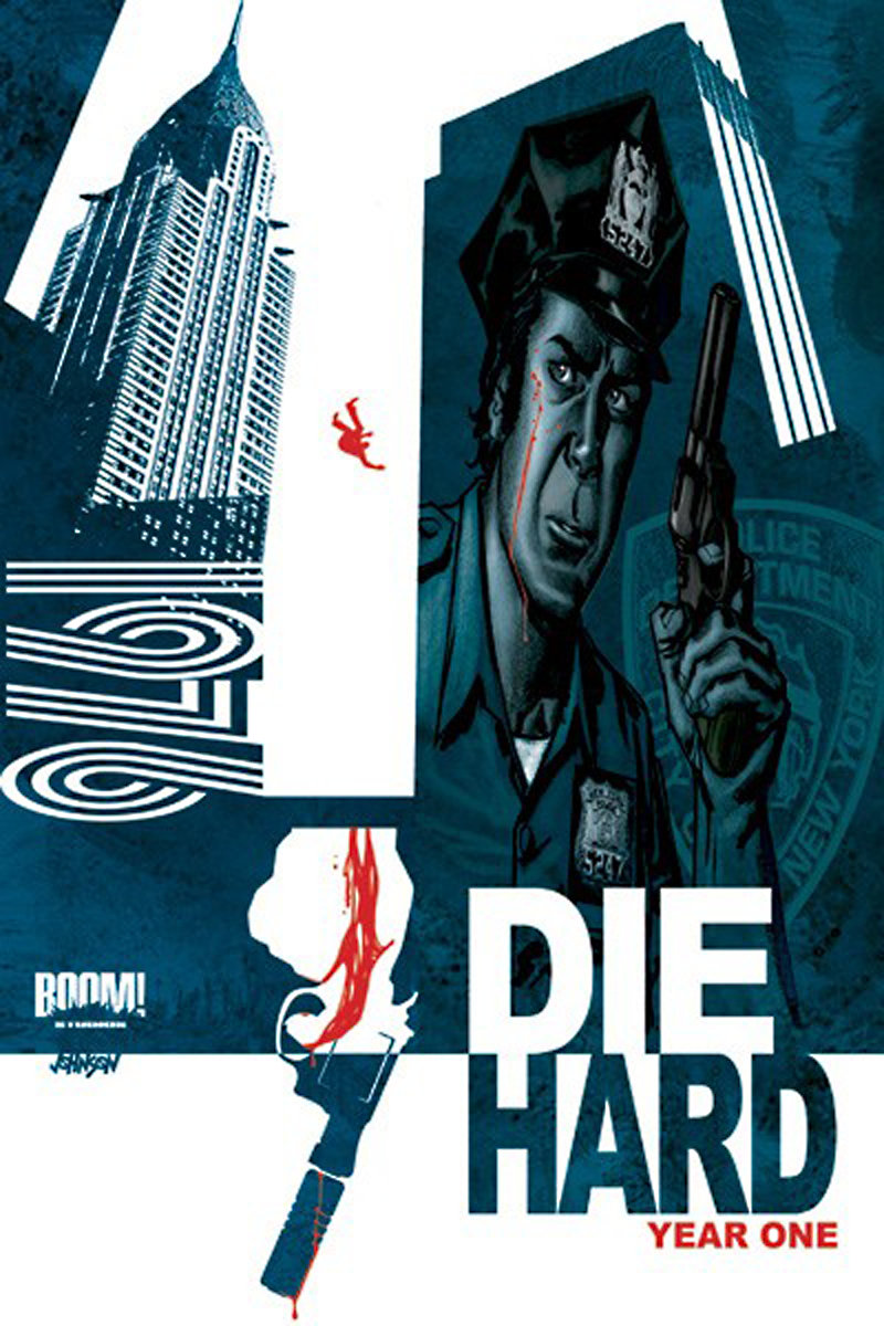 DIE HARD YEAR ONE TP VOL 01
