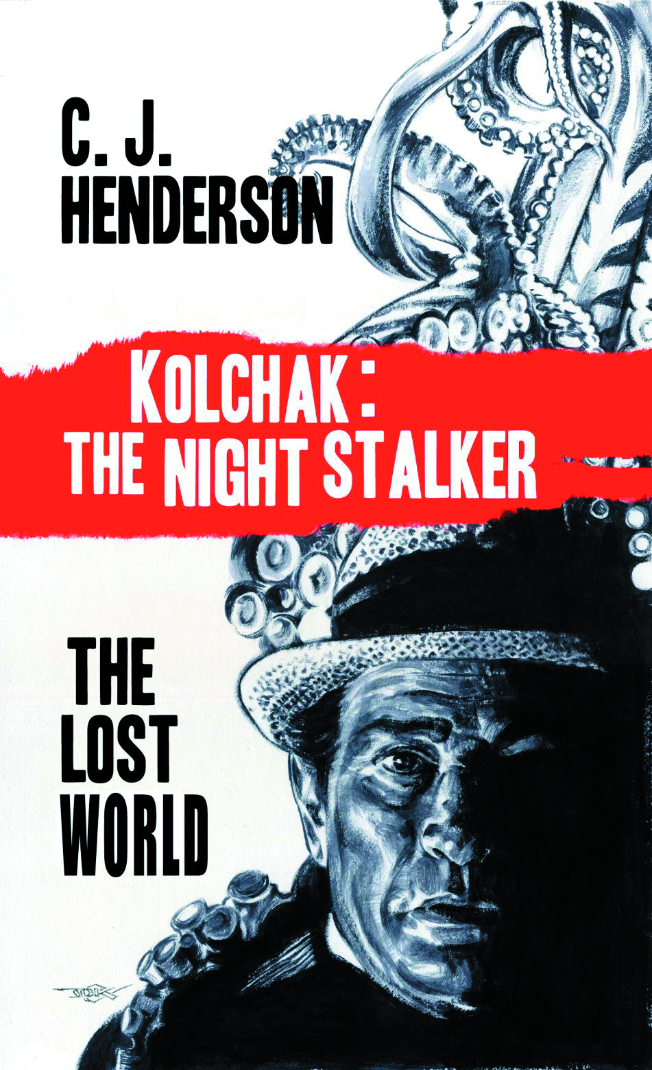 KOLCHAK AND LOST WORLD NOVEL