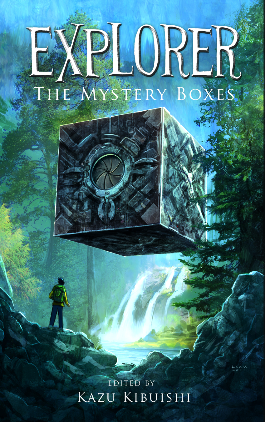 EXPLORER SC VOL 01 MYSTERY BOXES