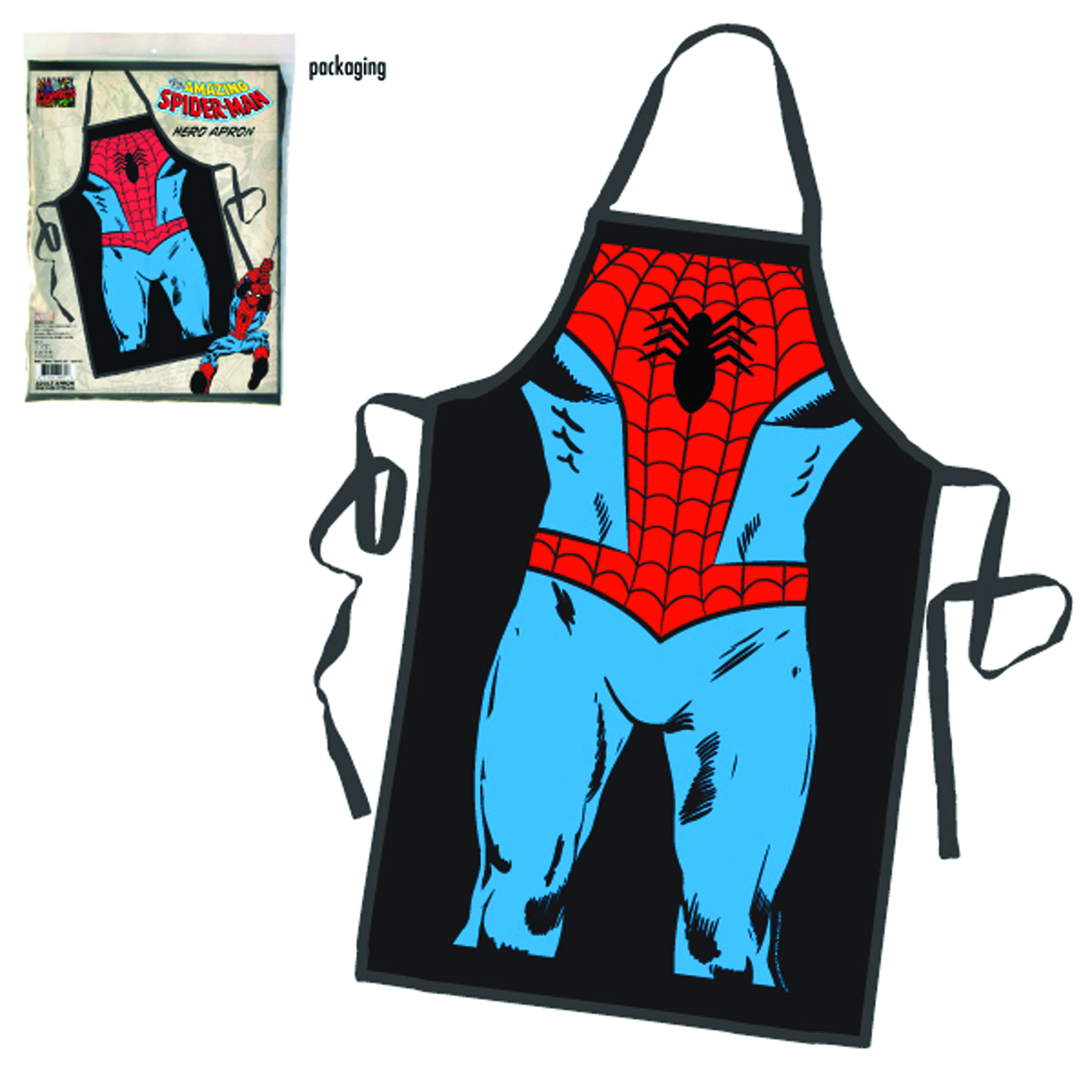 SPIDER-MAN CHARACTER APRON