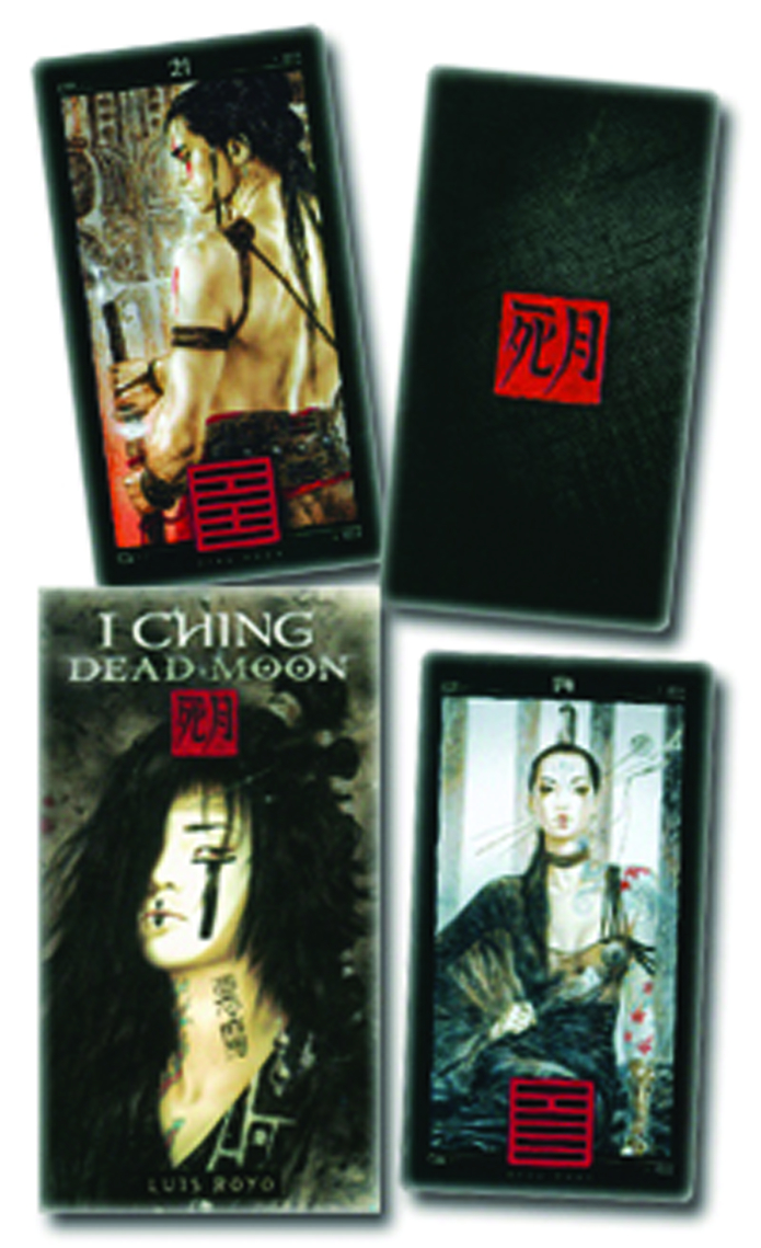 I CHING DEAD MOON TAROT DECK