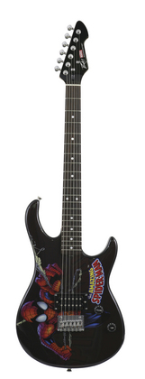 SPIDER-MAN ROCKMASTER ELECTRIC GUITAR