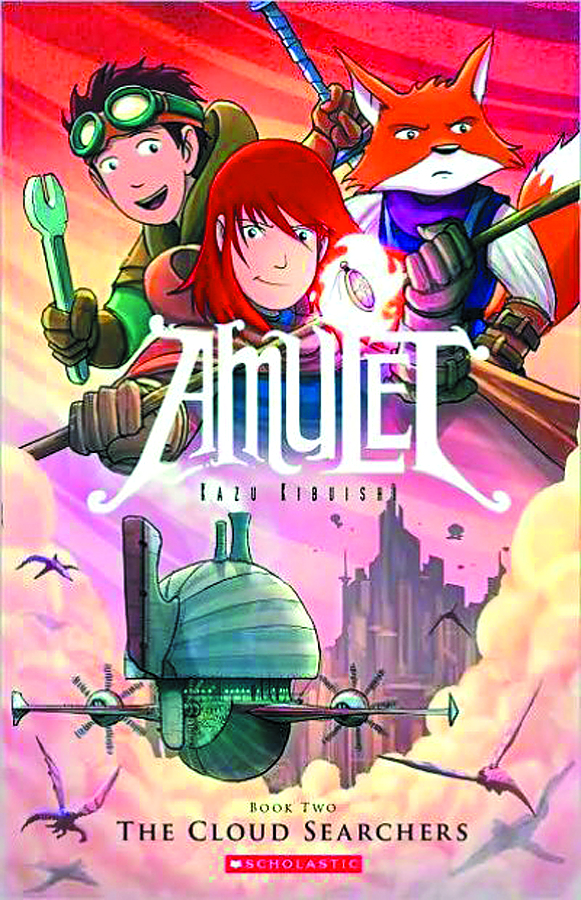 AMULET SC VOL 03 CLOUD SEARCHERS NEW PTG