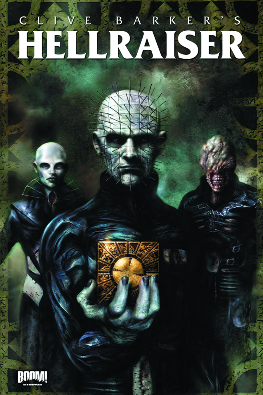 HELLRAISER TP VOL 02