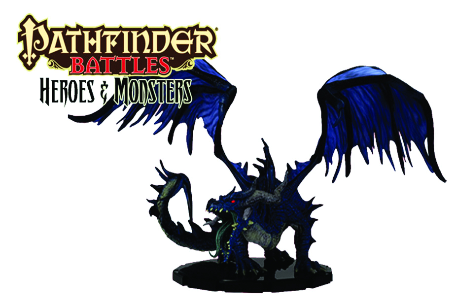 PATHFINDER BATTLES BLACK DRAGON BOOSTER