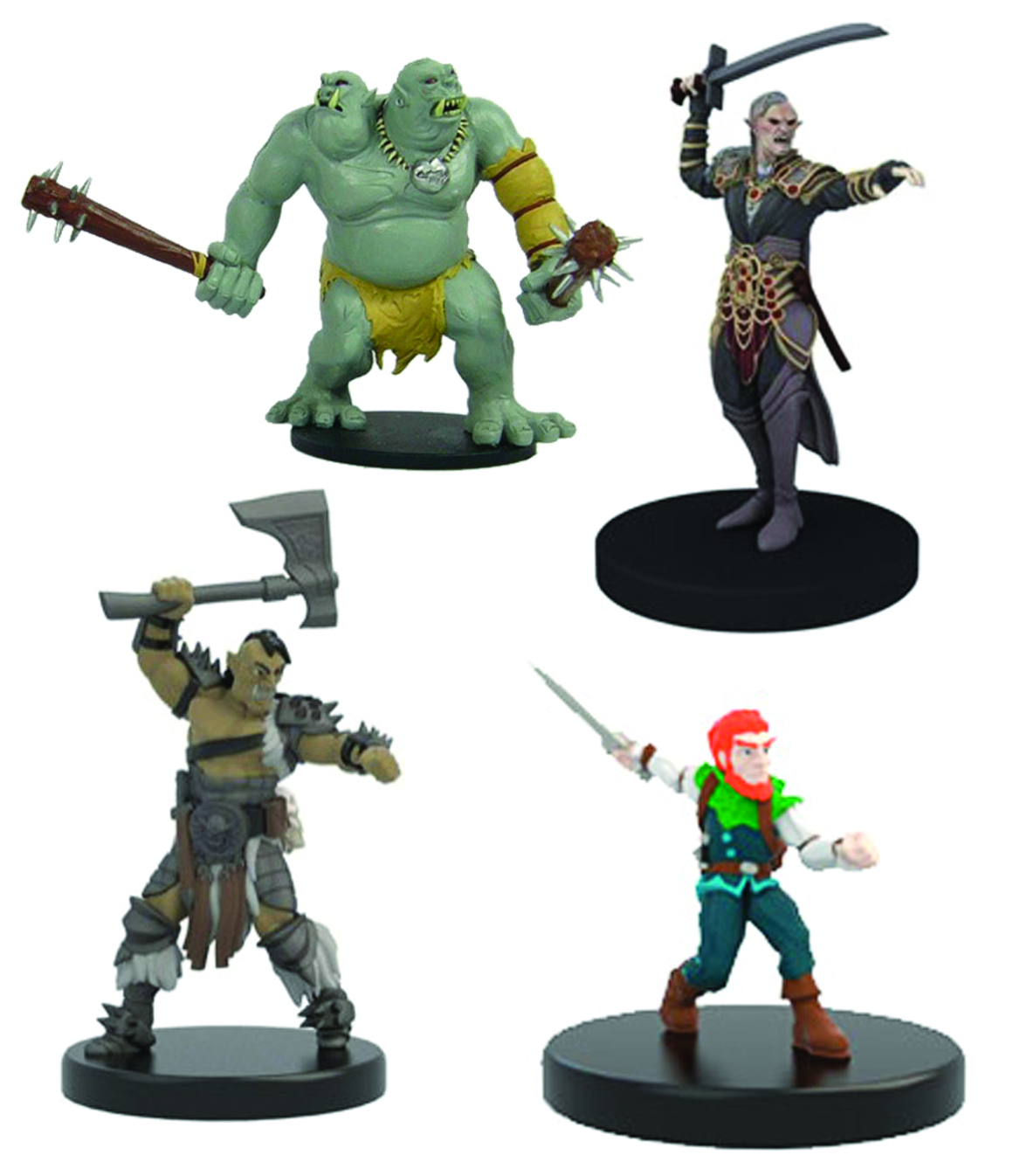 PATHFINDER BATTLES HEROES MONSTERS 19 CT BRICK