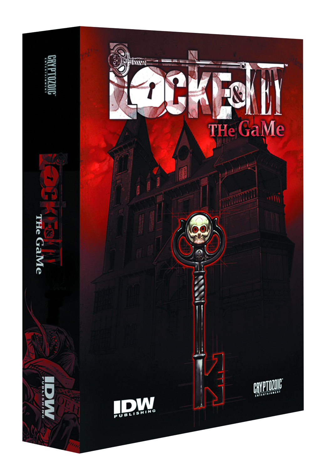 LOCKE & KEY CARD GAME (RES)