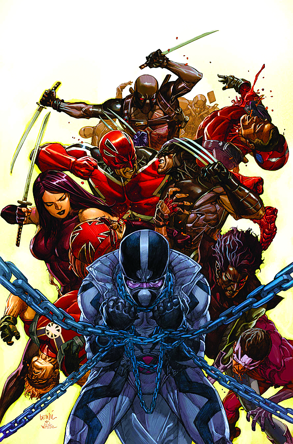 UNCANNY X-FORCE #20 XREGG