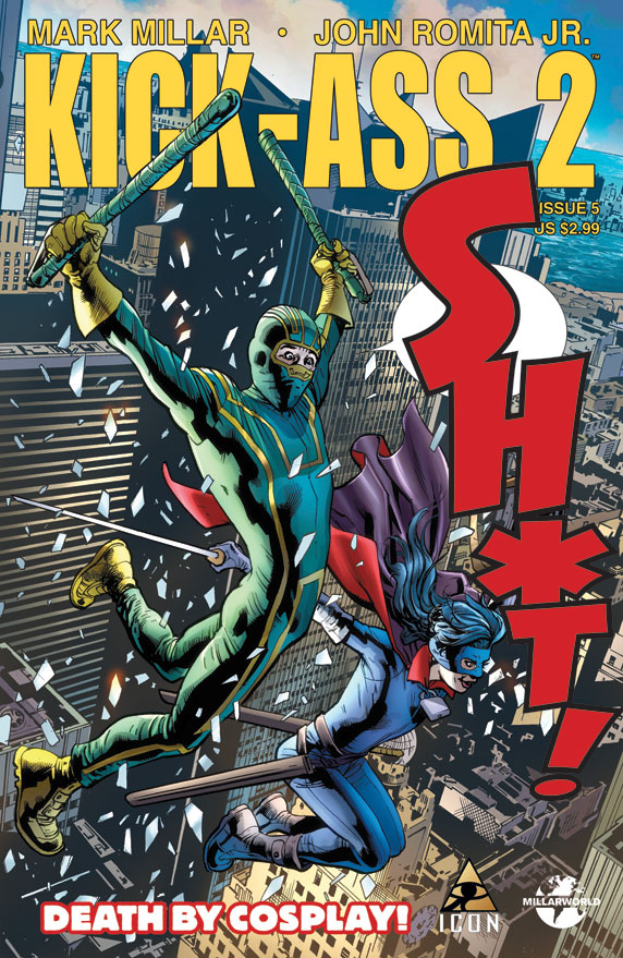 KICK-ASS 2 #5 HITCH VAR (MR) (PP #992)