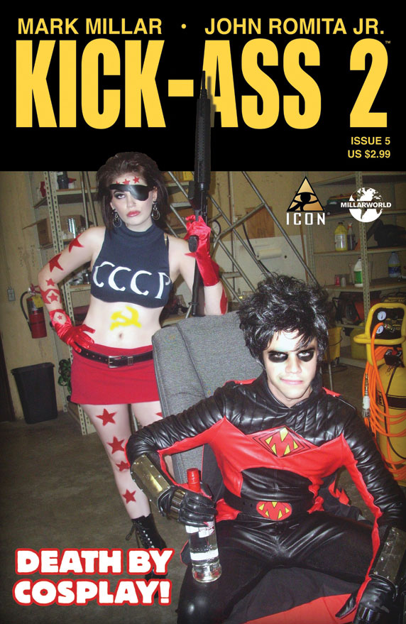KICK-ASS 2 #5 PHOTO VAR (MR) (PP #992)