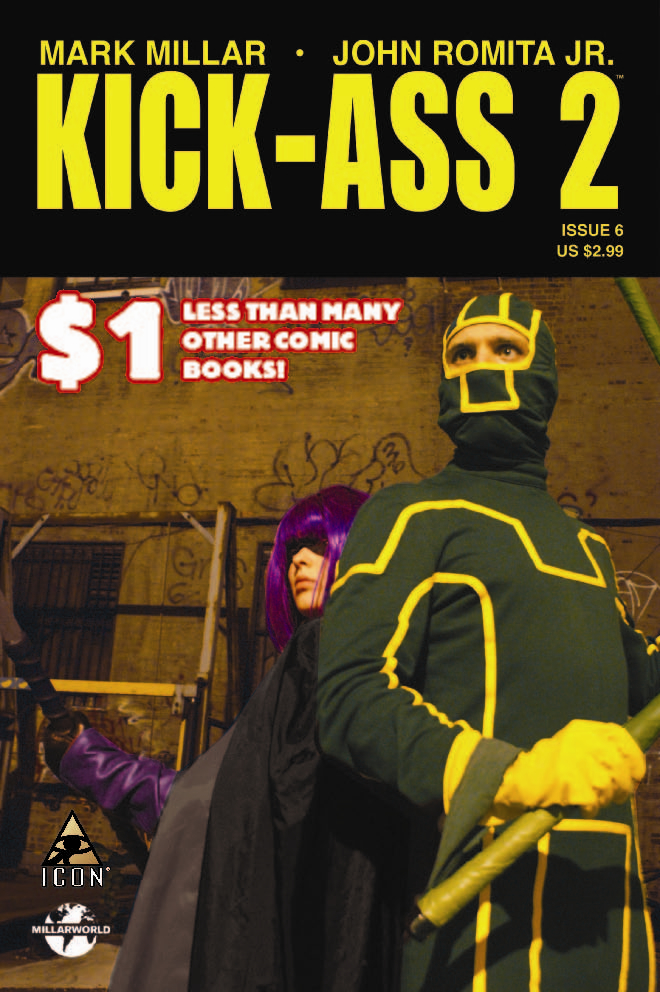 KICK-ASS 2 #6 PHOTO VAR (MR) (PP #992)