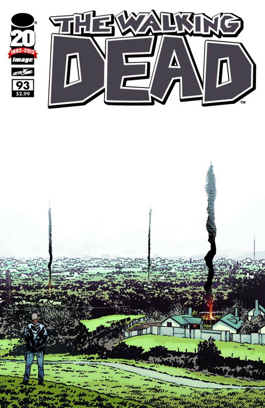 WALKING DEAD #93 (MR)
