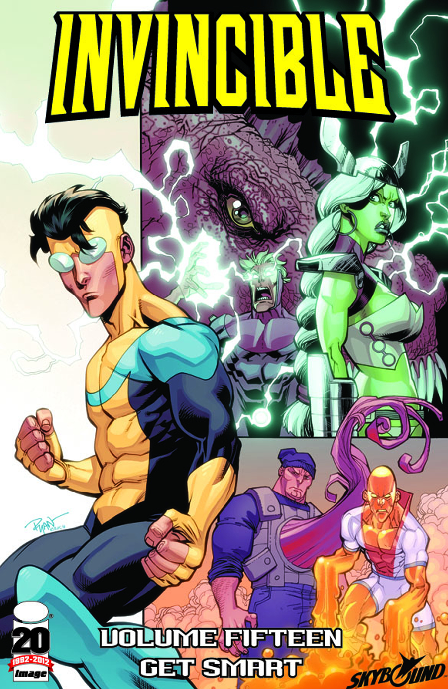 INVINCIBLE TP VOL 15 GET SMART