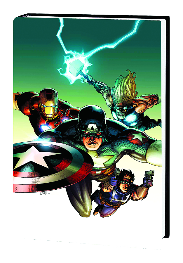 ULTIMATE COMICS AVENGERS BY MARK MILLAR OMNIBUS HC