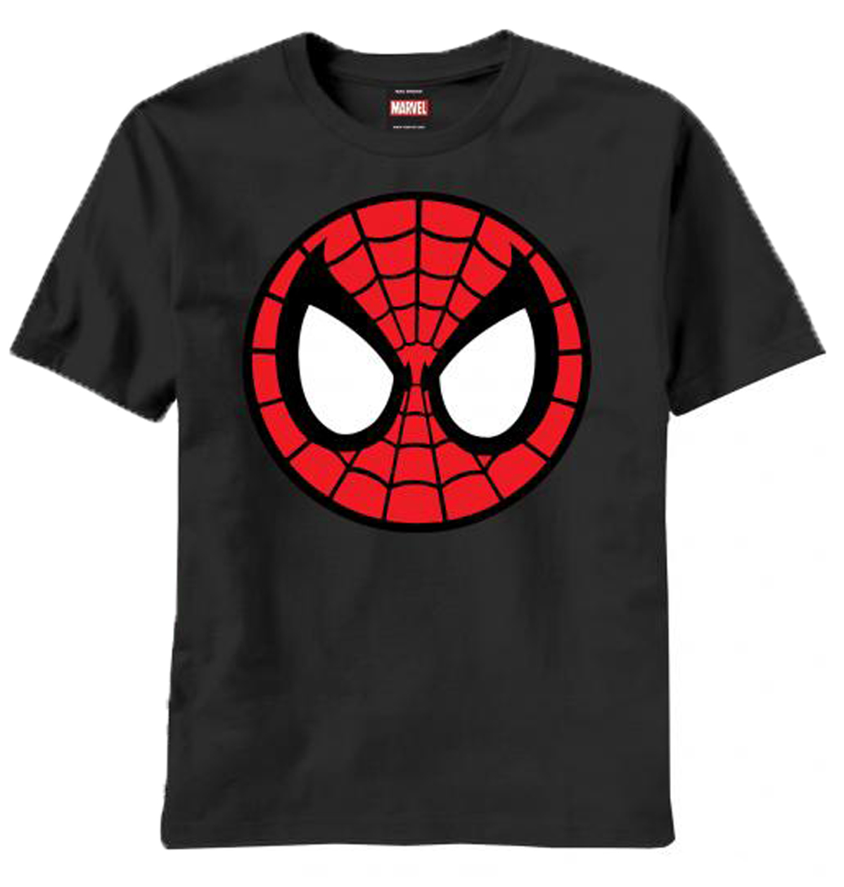 SPIDER-MAN BEANIE ICON BLK T/S XL