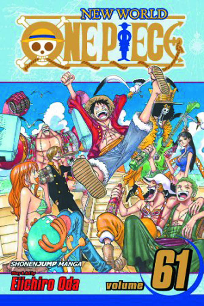 ONE PIECE GN VOL 61